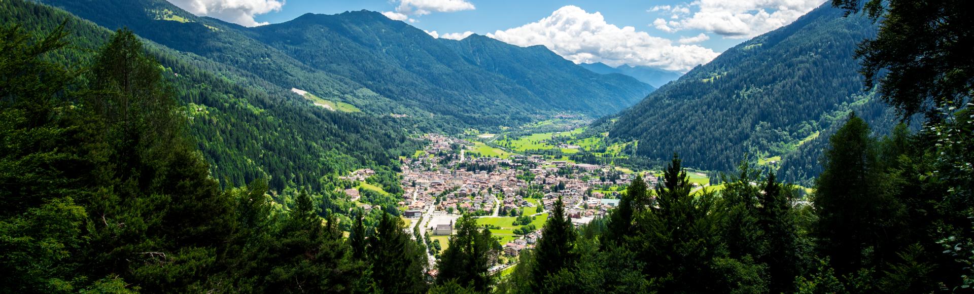 benvenuti al residence Alpen!